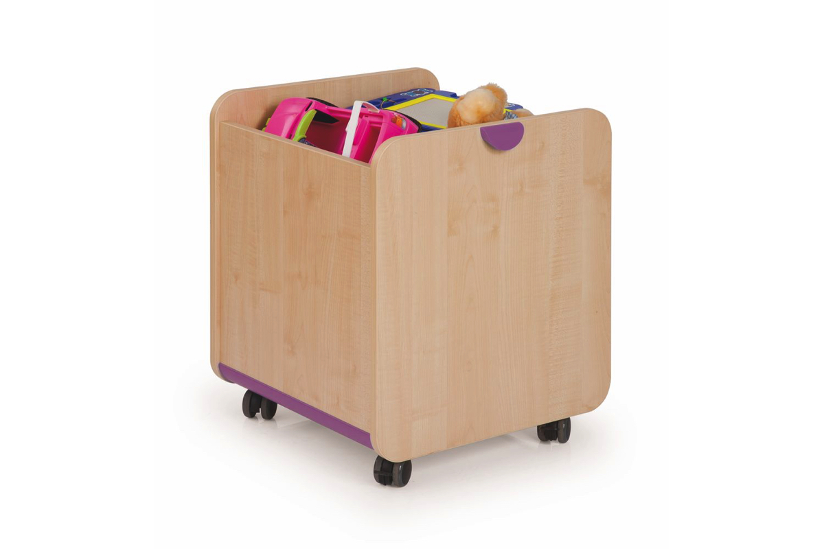 Toy Box Pull-Out