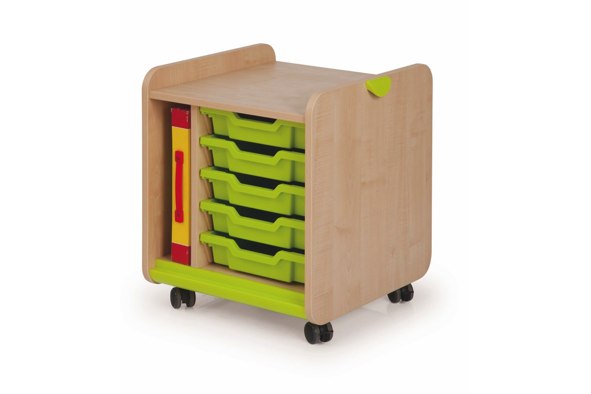 Tray Pull-Out