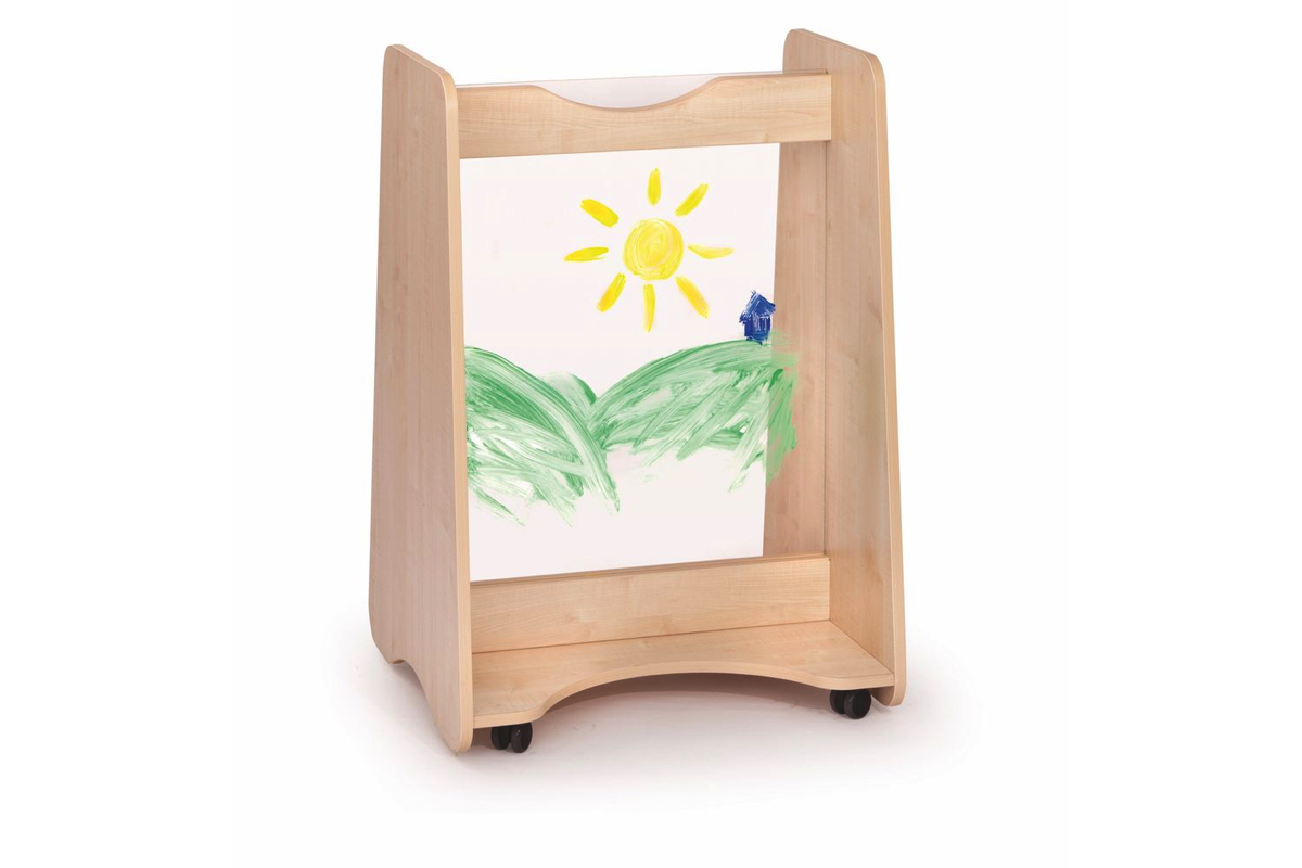 Perspex Art Easel For KS1