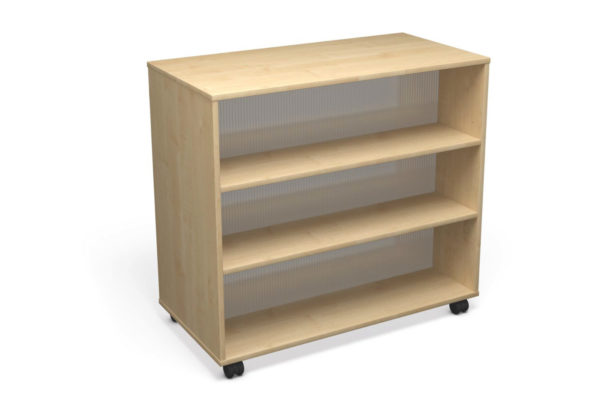 Straight Mobile Library Bay