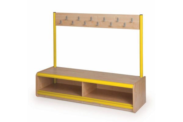 Static Single Sided Bench 12 Hooks