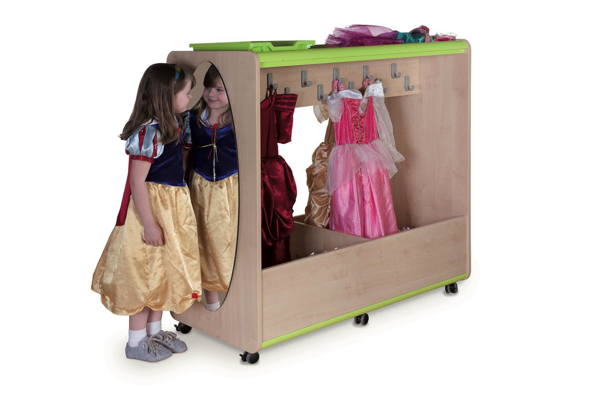 Dress-up Trolley