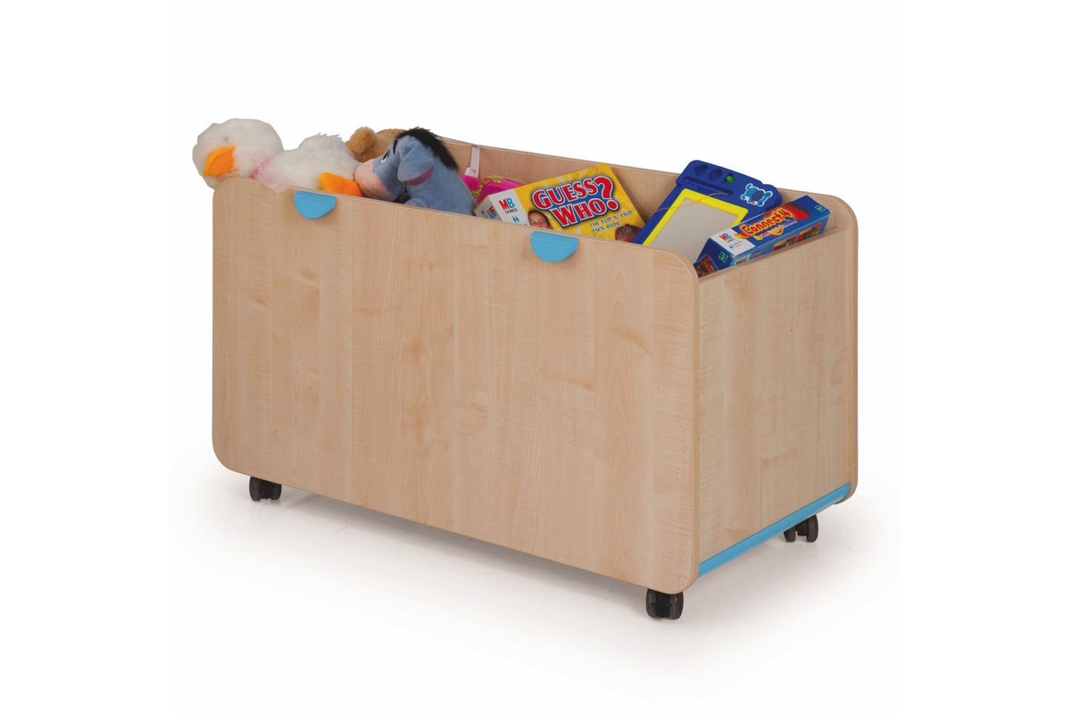 Double Toy box Pull-Out
