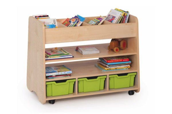 Browser Book Trolley