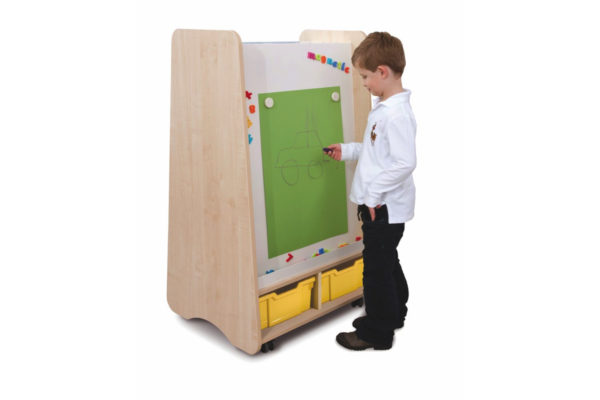 Magnetic Art Easel For KS2